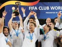 Cristiano Ronaldo retains Club World Cup for Real Madrid