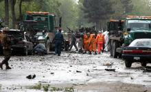 ISIS claims responsibility for attack in Kabul