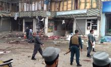 Several people killed as gunmen attack bank in Afghanistan
