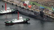 N. Korea threatens to sink US nuclear submarine in S. Korea