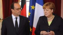 Germany and France 'want €100bn from UK'