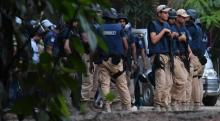 Two suspected militants killed in suicide blasts in Jhinaidah,western Bangladesh