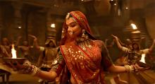 Padmavati Ghoomar video song hd,