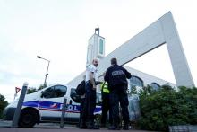 Eight charged over French far-right terror plot
