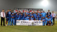 Bumrah leads India to series win after Rohit, Kohli tons
