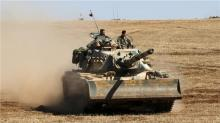 Turkish military strikes YPG and ISIL targets in Syria