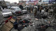 Bomb kills three,  in restive southwestern Pakistan