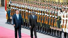 China Aims For 'World-Class Army'