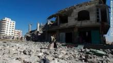 Suicide car bomber kills 25 soldiers near base in Yemen,Yemen,Suicide car bomber, attacked,