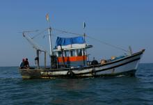 Indian fishing vessels