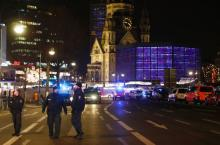 Bag of ammunition discovered near Christmas market in Berlin