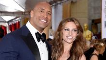 Baby girl on the way for Dwayne Johnson!