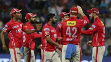 KXIP edged out MI by 7 runs in a high-scoring IPL thriller