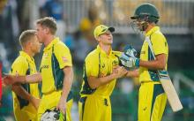 Australia beat Sri Lanka by three wickets in opening ODI