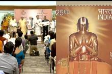 Narendra Modi releases special stamp on Saint Ramanuja