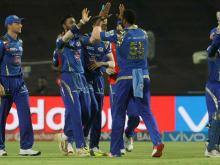Sunrisers Hyderabad spanked table-toppers Mumbai Indians by seven wickets