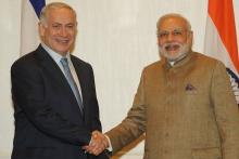 India and Israel To Cooperation In Space Technology