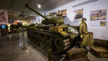 Normandy museum closure puts WW2 tanks up for sale