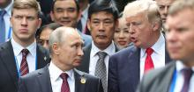 Trump, Putin agree to no military solution in Syria