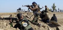 Over twenty Islamic State militants killed on Iraqi-Syrian borders