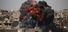 More than 80 air and missile strikes target Daraa city