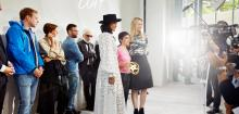 LVMH Event,Rihanna at LVMH Event,Rihanna Joins at LVMH Event, Rihanna Joins World's Biggest Designers at LVMH Event ,DJ Khaled and Bryson Tiller, Rihanna, Dior, Louis Vuitton, Loewe, Fendi, Kenzo, Celine, LVMH Event in Paris, LVMH Paris, LVMH Prize 2017 event, LVMH, LVMH France , LVMH