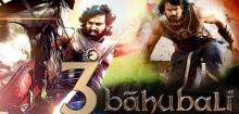 Baahubali 3 on Cards