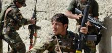 50 Afghan soldiers killed in border clashes