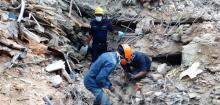Body found wellawatte Building collapse