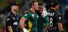 South Africa beat New Zealand by six wickets to win ODI series