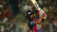 Rahul Tripathi shines as RPS beat KKR by 4 wickets