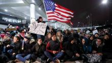 The legal fights, Trump's travel ban back in US courts