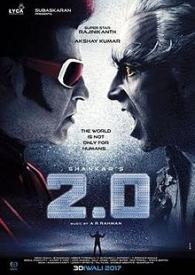 Enthiran 2.0 movie poster