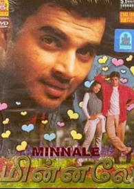 Minnale Tamil movie poster