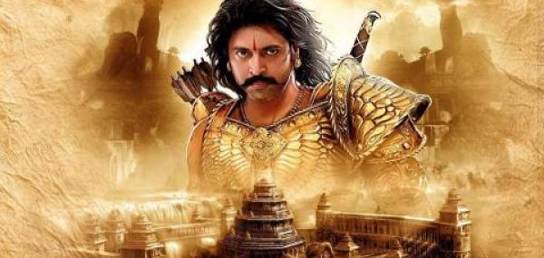 Sathyaraj to be part of Sangamithra?