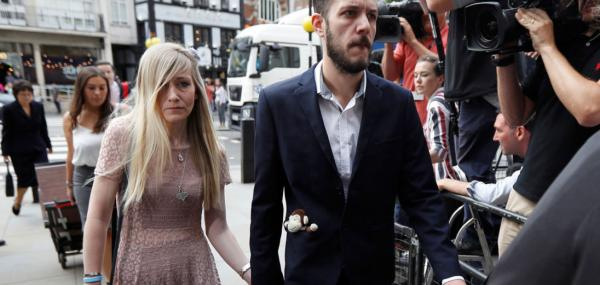 Charlie Gard's parents in urgent plea for help to take son home to die