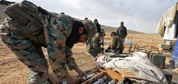 Syrian Army Seizes US, French Arms Cargo en Route to Terrorist-Held Regions